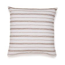 Jill Key's Beaded Stripes Decorative Pillow