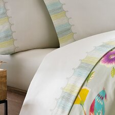 Singing Birds 300 Thread Count Sheet Set