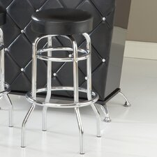 "<strong>Bernards</strong> 29.5"" Swivel Bar Stool with Cushion"