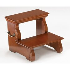 <strong>Bernards</strong> Step Stool in Cherry