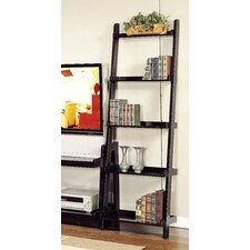 "Ladder 75"" Bookcase"