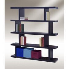 Contemporary Wall Unit Shelf