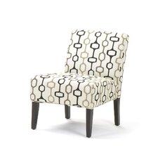 Handcuff Trance Fabric Slipper Chair