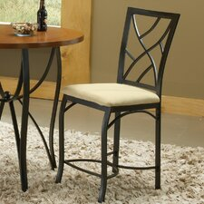 Sanford Bar Stool with Cushion