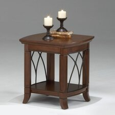 <strong>Bernards</strong> Cathedral End Table