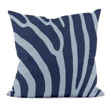 Animal Print Decorative Pillow