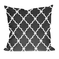 <strong>E By Design</strong> Trellis Decorative Pillow
