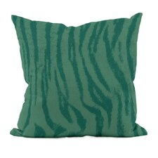 <strong>E By Design</strong> Animal Print Decorative Pillow