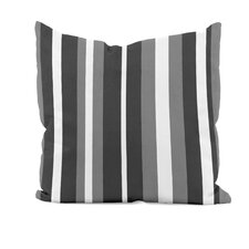 <strong>E By Design</strong> Multi Stripe Decorative Pillow