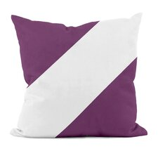 Bold Stripe Decorative Pillow