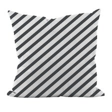 <strong>E By Design</strong> Zebra Stripe Decorative Pillow