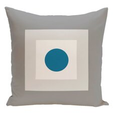 Geometric Cotton Decorative Throw Pillow III