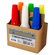 Target Bottle (Set of 6)
