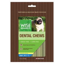 Van/Mint Dental Chewy Dog Treat