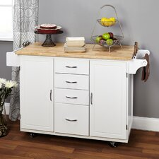 Cottage Kitchen Cart