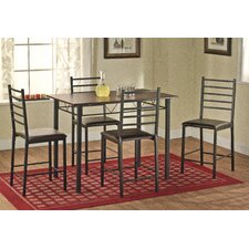 Samara 5 Piece Dining Set