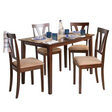 <strong>TMS</strong> Tuscan 5 Piece Dining Set