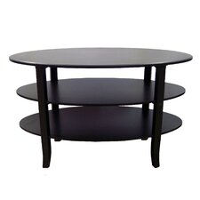 <strong>TMS</strong> London 3 Tier Coffee Table