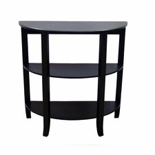 London 3 Tier Hall Console Table