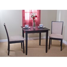 Quebec 3 Piece Dining Set