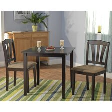 Metropolitan 3 Piece Dining Set