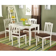 Metropolitan 5 Piece Dining Set