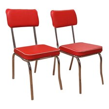 <strong>TMS</strong> Retro Side Chair (Set of 2)