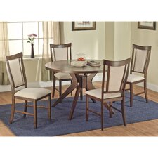 <strong>TMS</strong> Calista 5 Piece Dining Set