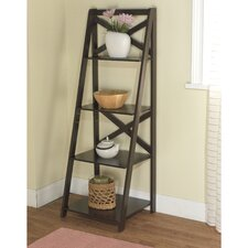 X 4-Tier Shelf