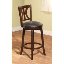 "Houston 24"" Swivel Bar Stool"