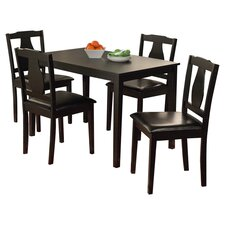 Kaylee 5 Piece Dining Set