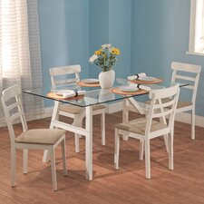 Allyson 5 Piece Dining Set