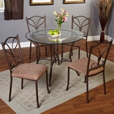 Alton 5 Piece Dining Set