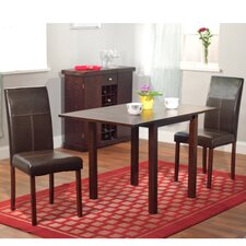 <strong>TMS</strong> Bettega 3 Piece Dining Set