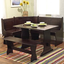 Nook 3 Piece Dining Set
