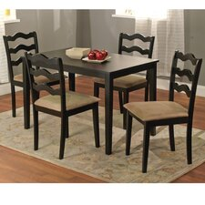 <strong>TMS</strong> Riviera 5 Piece Dining Set