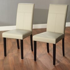 <strong>TMS</strong> Bettga Parsons Chair (Set of 2)