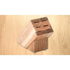 Creative Cuts Oak Block