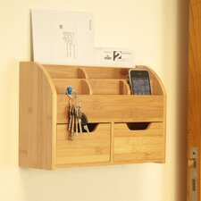 2 Drawer Desk Stationery Box