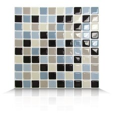 Mosaik Self Adhesive Wall Tile in Maya (Set of 6)