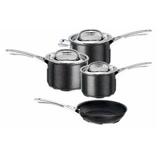 Infinite 7 Piece Aluminium Cookware Set