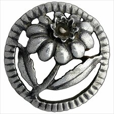 "Deco Flower 1.5"" Pop-Up Bathroom Sink Drain"