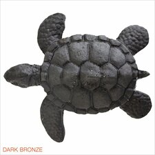 "Large Turtle 1.5"" Pop-Up Bathroom Sink Drain"