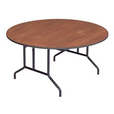 <strong>AmTab Manufacturing Corporation</strong> Plywood Top Folding Table