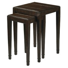 Bourbon 2 Piece Nesting Tables