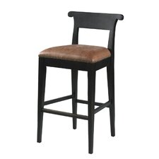 Et Cetera Bar Stool with Cushion (Set of 2)