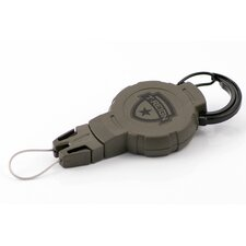 <strong>T-Reign Outdoor</strong> Hunting Series Retractable Gear Tether with Medium Carabineer
