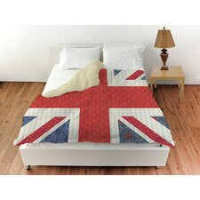 Mini Print Union Duvet Cover