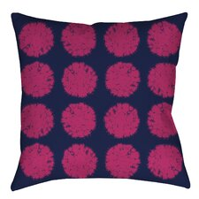 Pod Dots Printed Pillow