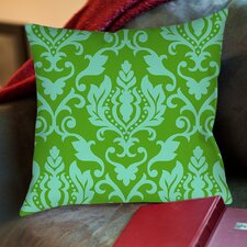 Francie Damask Printed Pillow